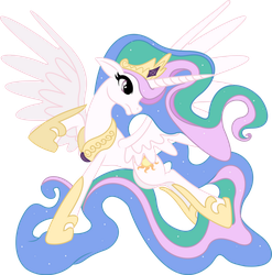Princess Celestia - Guardians of Harmony by seahawk270
