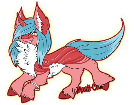Fluffy Pony Adopt Auction [OPEN] by PineappleSwizzle