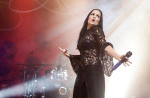 Tarja Turunen by GIVEthemHORNS