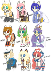 Vocaloid Orbicat Adopts .:CLOSED GO AWAY:. by HappieMeal