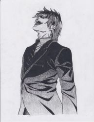 Light Yagami by TLOWE1992