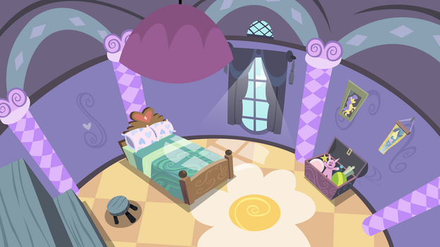 Sweetie Bells room by Kooner-cz