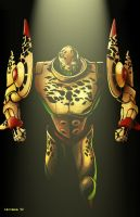 Beast Machines - Cheetor by Ahrrr
