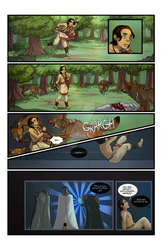 Song of the Gods: Page 3 by CloudyKasumi