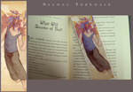 Hermes Bookmark by greaterorlessthan