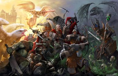Heroes of Might and Magic V by Leohao73