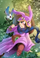 -- Link's Friendlist: Ravio -- by Kurama-chan