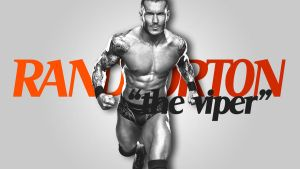 Randy Orton (txt.V) by findmyart