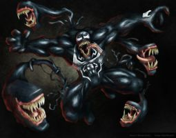 We are the Symbiote Legacy by nuckerbar