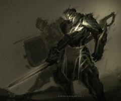 Dawn Knight by benedickbana