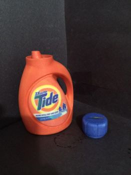 3D Printed Tide Bottle by Lil3DPrinting