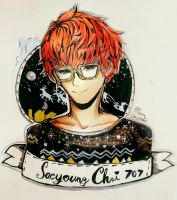 Christmas 707 by AriSotnia