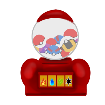 Pokeball Machine ~Status: OPEN~ by DraconianQueen