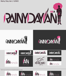 Rainy Day Ian / Ian Hinck - LOGO - EasyAllies by kevboard