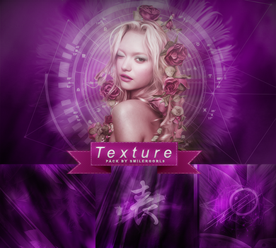 Texture Pack #3 by SmilerGorl9