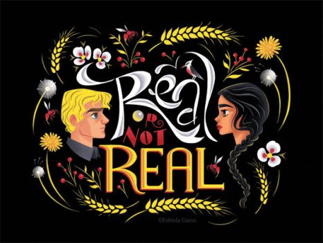 Real Or Not Real by fabiolagarza