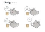 Chatty #46 by Daieny