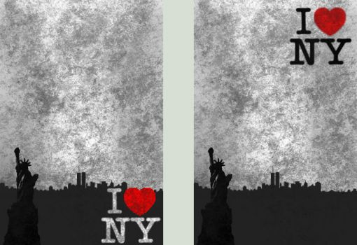 I LOVE NY for iPhone by Marko2402