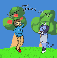 Happy Foopday by NukeKioh