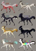 Canine adopts|OPEN 50% OFF! by Kaysa99