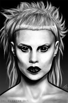 Yolandi by SavanasArt