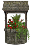 Container Garden-Well by FreyaSmith