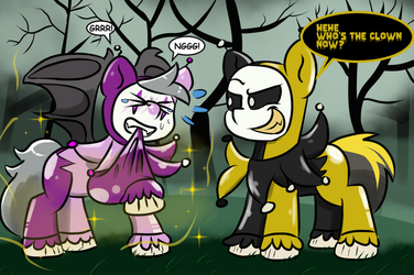 Who's The Clown Now by TranzmuteProductions