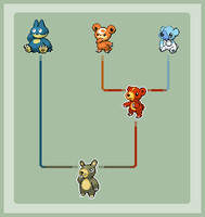 Bear Pokemon ancestry