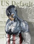 Captain America by brentb9702