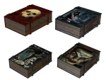 Witches Books PNG Stock by Roy3D