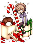 PewDieCry Christmas! by Maximum-Delusion