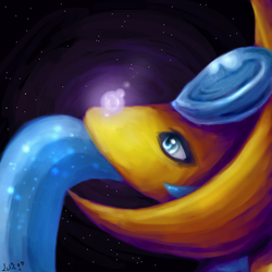 I can look the star anymore by suiko-xx