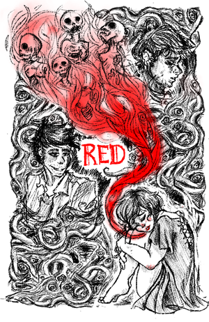 Red by StarryEvening