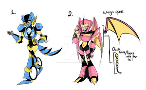 Transformers animated Adopts set 4 /Closed by tailgatescutebooty