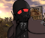 Confused Courier by MarkedLoner