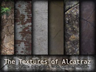 Alcatraz Texture Pack 1 by calthyechild