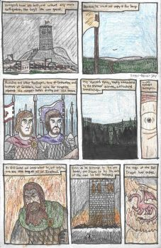 Le Morte D'Arthur: Page 11 by DWestmoore