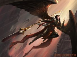 Puraniisil, Angel of Light by 2wenty