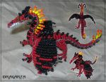Beaded Dragarta by Dragarta