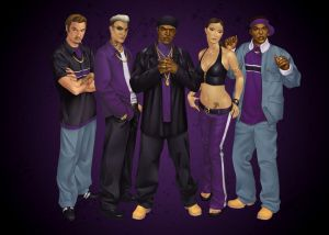 Saints Row 1 Fanfic - Chapter 23 (FINAL) by metalbearbaby1027 on