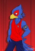 FaLcO by BlackWingedHeart87