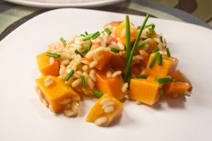 Butternut Squash Risotto by caitlyn1701