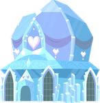 Crystal House Large 2 by MisterAibo