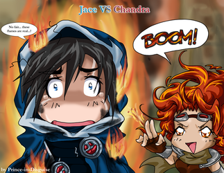 Jace VS Chandra 2 by Prince-in-Disguise