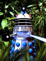 Dalek In Jungle by Cotterill23