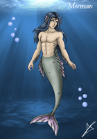 My Merman by AndsportsART