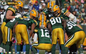 Green Bay Packers Theme Pack for Windows 7 by michaelmke