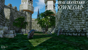 Royal Graveyard [MMD] DL by JuleHyrule