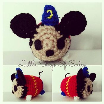 Sorcerer Mickey TsumTsum by LittleShopOfCutes
