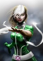 Rogue - Touch You! by miqueias